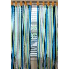 Rockstar Cotton Blend Curtain Panel