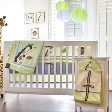 Jayden 10 Piece Crib Bedding Set