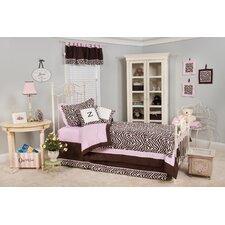 Zara Zebra Twin 3 Piece Bedding Set