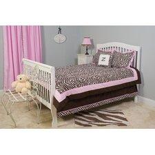 Zara Zebra Full / Queen Bedding