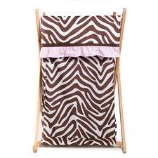 Zara Zebra Laundry Hamper