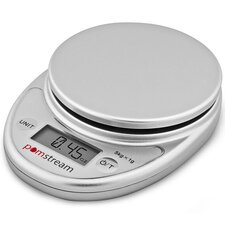 Pomstream Digital Kitchen and Food Scale