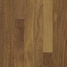"5"" Solid Cumaru Hardwood Flooring in Teak"
