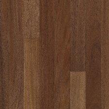"3-1/4"" Solid Crabwood Hardwood Flooring in Mahogany"