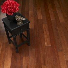 "5"" Solid Crabwood Hardwood Flooring in Mahogany"