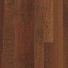 "3-1/4"" Solid Massaranduba Hardwood Flooring in Redwood"