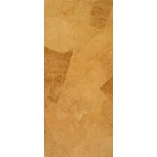 "12"" Tiles Cork Hardwood Flooring in Sand Slate"