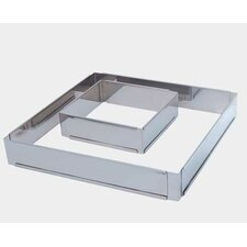 Adjustable Stainless Steel Pastry Frame