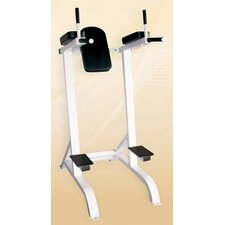 Commercial Vertical Knee Raise Power Tower Gym
