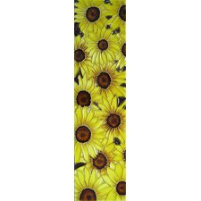 Multi Sunflower Tile Wall Decor