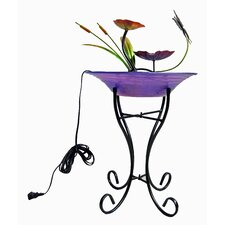 Decorative Fountain Bowl Stand