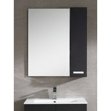 """Atwood 35"""" x 32"""" Surface Mount Flat Medicine Cabinet"""