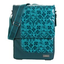 "PU / Coated On The Run 15.4"" Laptop Shoulder Bag"