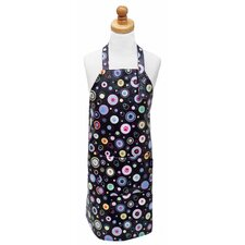 Paws and Circles Child Apron