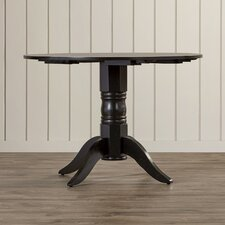 Nob Hill Round Drop Leaf Dining Table