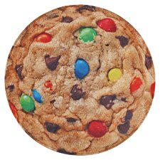 Candy Chip Cookie Floor Mat