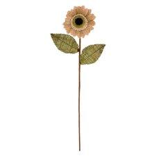 Autumn Sunflower Pick