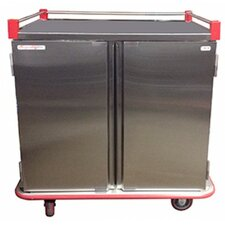 """64.5"""" Performance Patient Tray Cart"""