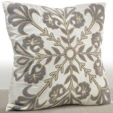 Illuminata Silk Throw Pillow