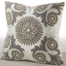 Illuminate Silk Throw Pillow
