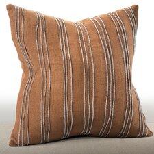 Cirque Linen Throw Pillow