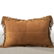 Coronado Luxury Suede Lumbar Pillow