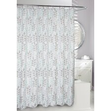 Delano Fabric Shower Curtain