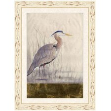 Keeping Watch I Framed Painting Print