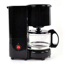 4 Cup Anti-Drip Coffee Maker