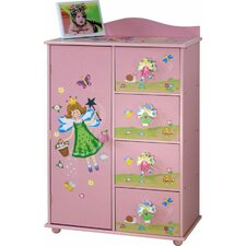 Adorable Kid's 4 Drawer Dresser