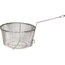Nickel Plated Fry Basket