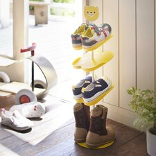 Kid's Shoe Rack