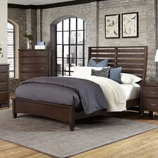Commentary Wing Low Profile Bed