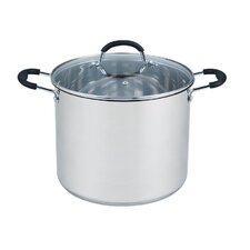 Stainless Steel Stock Pot with Lid
