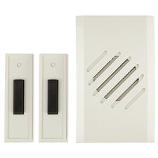 Basic Plug In Chime with 2 Button