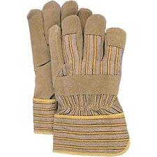 Large Split Pigskin Leather Palm Gloves