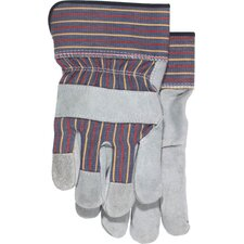 Large Split Leather Palm Gloves 4094
