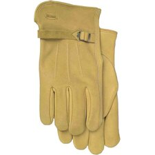 Premium Grain Leather Gloves
