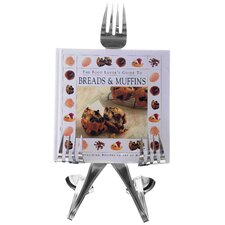 Fork Cookbook Stand