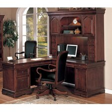 Rue De Lyon L-Shape Executive Desk
