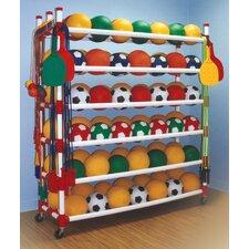 Ball Master Cart