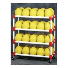 Ball Wall Cart