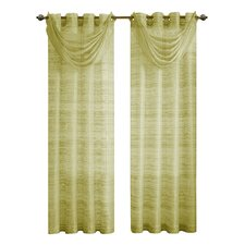 Bryce Grommet Single Curtain Panel
