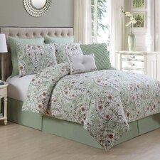 Evangeline 8 Piece Comforter Set