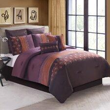 Clermont 8 Piece Comforter Set