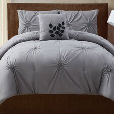 London 4 Piece Comforter Set