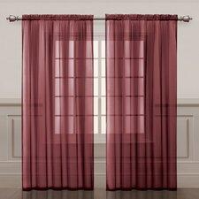 Infinity Single Curtain Panel