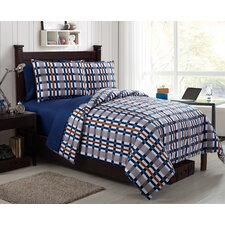 Emmitt 6 Piece Twin Comforter Set