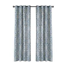 York Single Curtain Panel