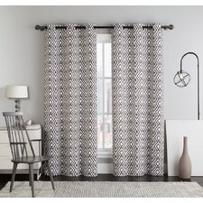 Justin Curtain Panel (Set of 2)